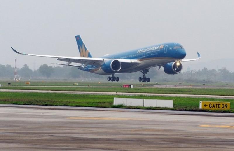 Vietnam Airlines tăng hàng trăm chuyến bay dịp APEC