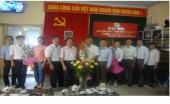 Công ty CP xây dựng và dịch vụ thương mại Thành Đạt tổ chức Đại hội Công đoàn
