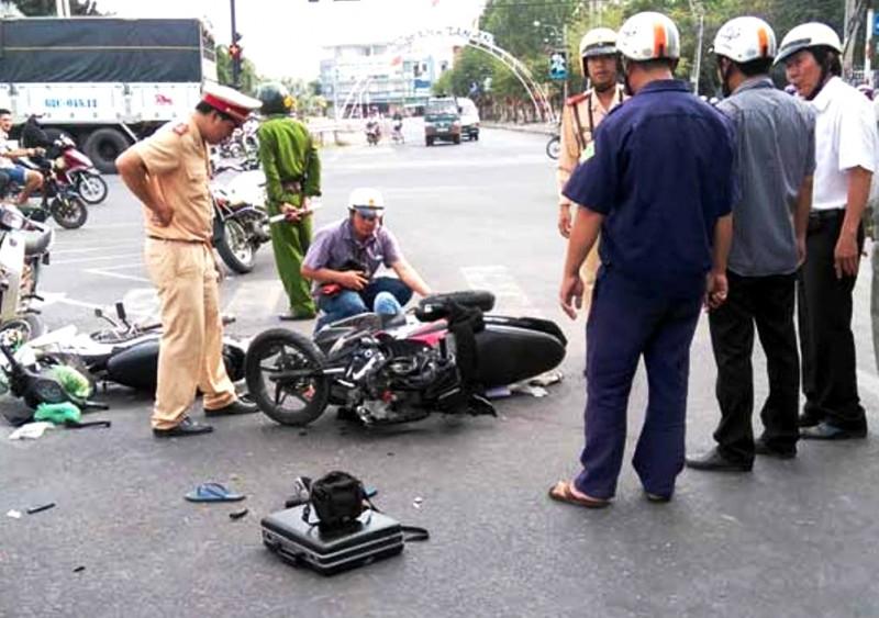 Đề xuất giải pháp ngăn chặn các vụ tai nạn giao thông đặc biệt nghiêm trọng