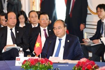 Thủ tướng kết thúc tốt đẹp chuyến tham dự hội nghị cấp cao hợp tác Mekong – Nhật Bản