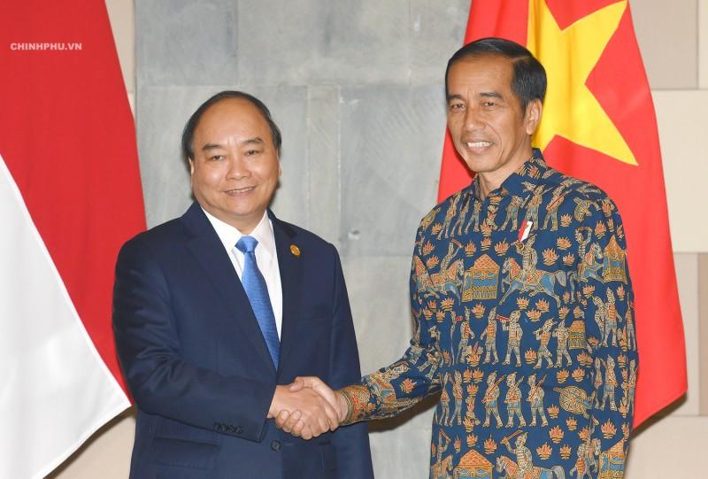 Thủ tướng Nguyễn Xuân Phúc kết thúc tốt đẹp chuyến thăm Indonesia