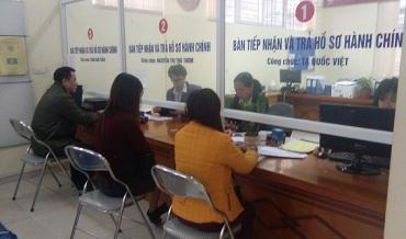Liên thông các thủ tục hành chính đăng ký khai tử