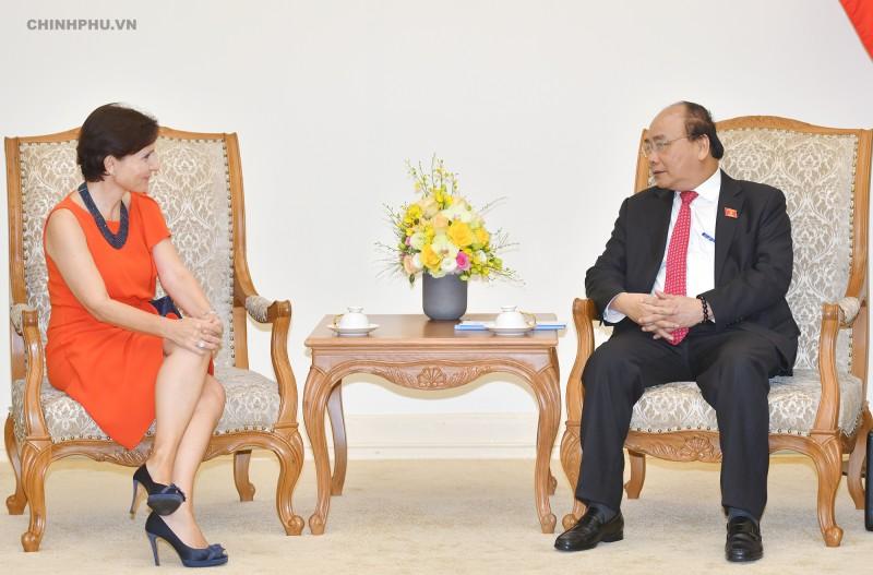 Tiềm năng hợp tác thương mai giữa Việt Nam và Italy còn rất lớn