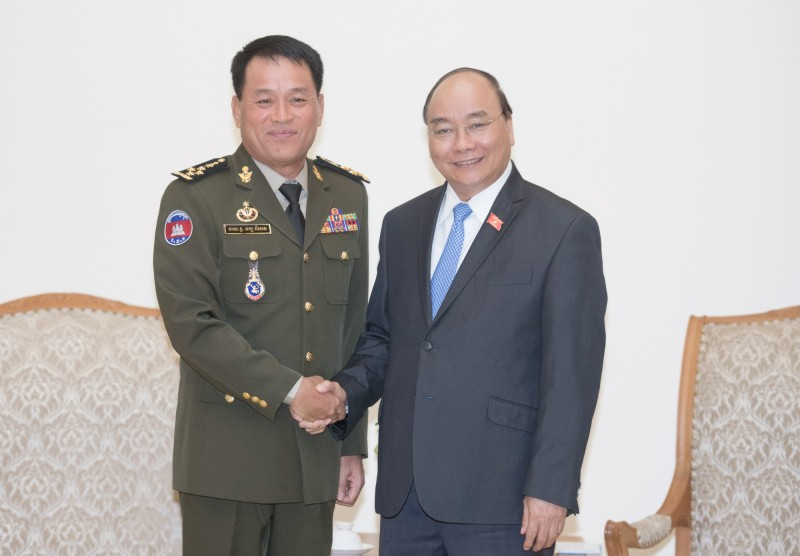 Việt Nam và Campuchia phối hợp tốt trong phòng chống buôn người