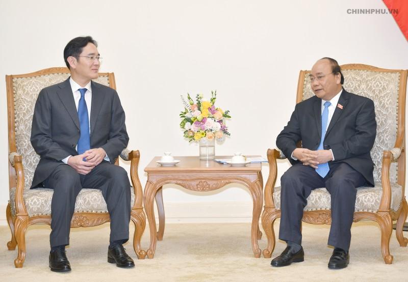 Thành công của Samsung thể hiện quan hệ tốt đẹp giữa Việt Nam và Hàn Quốc