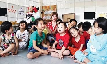 Hỗ trợ trẻ khuyết tật hòa nhập cộng đồng