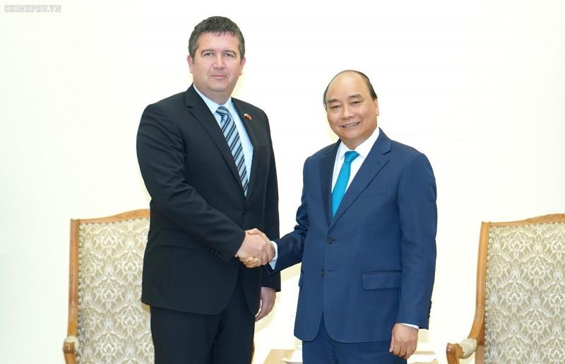 Quan hệ Việt Nam và Cộng hòa Czech là mối quan hệ truyền thống lâu năm