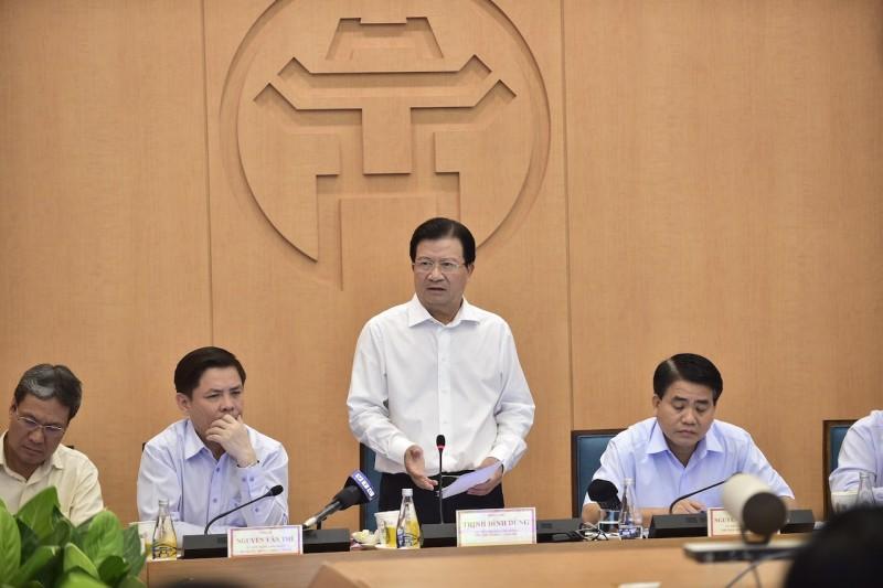 Dự án đường sắt đô thị Cát Linh-Hà Đông là lời hứa của Chính phủ với nhân dân Thủ đô