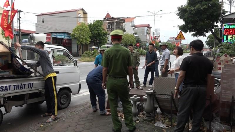 Huyện Mỹ Đức: Đảm bảo trật tự an toàn giao thông