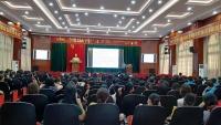 """Huyện Phú Xuyên: Nói chuyện chuyên đề """"Nghệ thuật giữ lửa hạnh phúc gia đình"""""""
