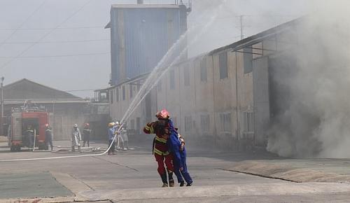 Nâng cao ý thức về phòng cháy chữa cháy cho người lao động