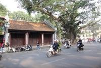 Đền Bà Kiệu: Gắn bó mật thiết với đời sống văn hoá tinh thần của Thăng Long