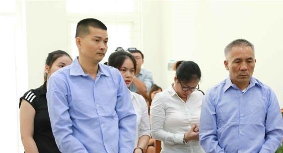 cac doi tuong to chuc duong day mang thai ho linh an