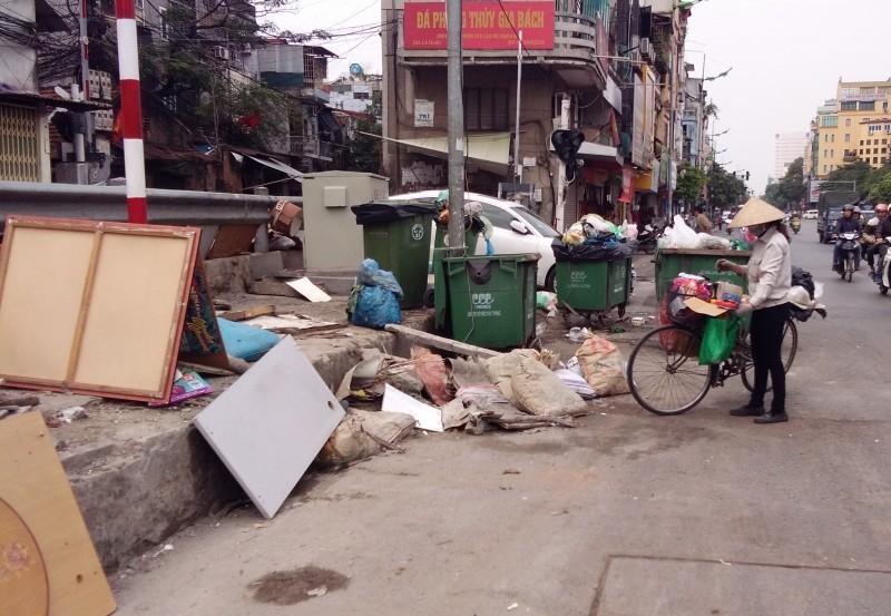 Vứt rác bừa bãi bị xử phạt thế nào