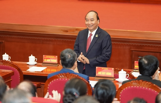 Thủ tướng dự Đại hội đại biểu Đảng bộ thành phố Hải Phòng