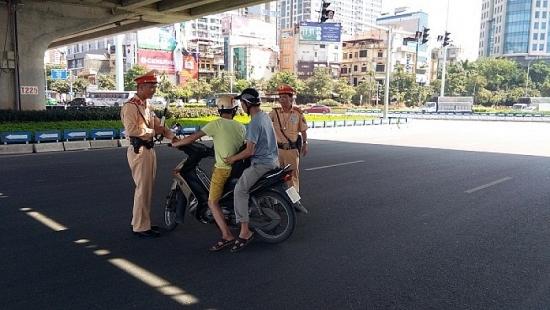 Triển khai nhiệm vụ bảo đảm trật tự an toàn giao thông