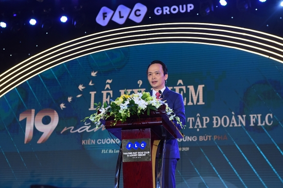 Ông Trịnh Văn Quyết và những kỳ vọng ngày FLC 19 tuổi