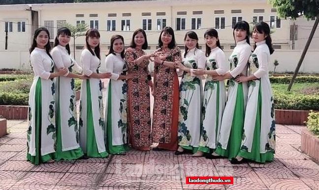 LĐLĐ huyện Phú Xuyên: Nâng cao chất lượng công tác nữ công