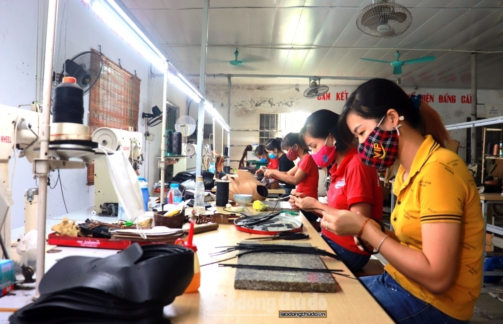 Xây dựng đội ngũ công nhân lao động ngày càng lớn mạnh