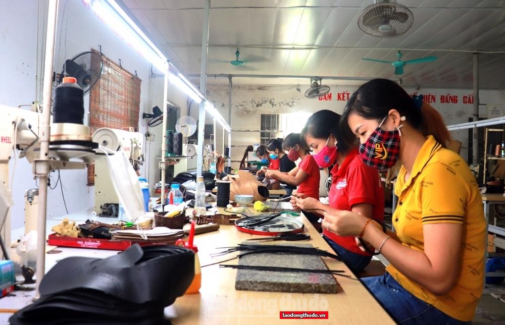LĐLĐ huyện Phú Xuyên: Chú trọng công tác phát triển đoàn viên