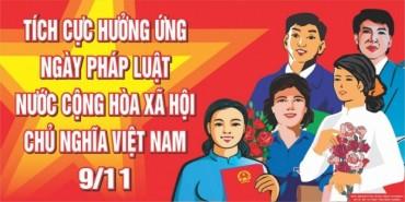 Bộ GTVT tổ chức thực hiện Ngày Pháp luật