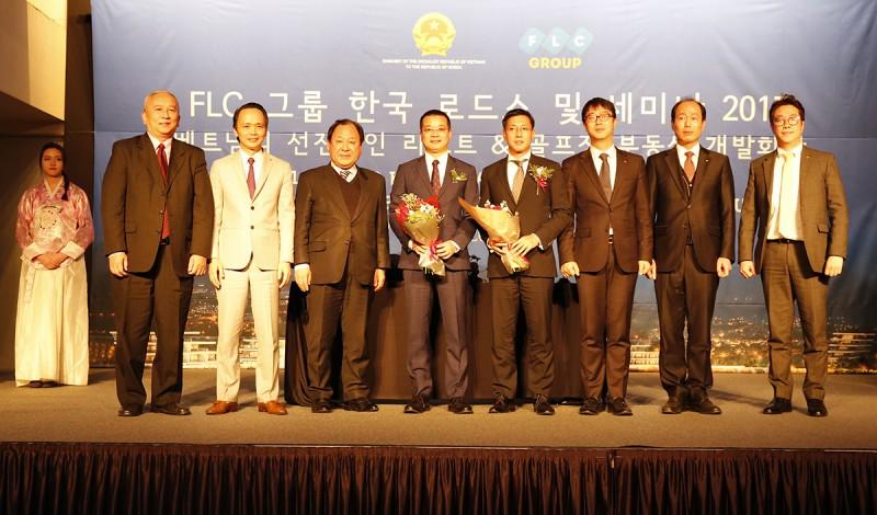 FLC tiếp xúc hơn 400 nhà đầu tư Hàn Quốc