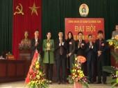 Đại hội Công đoàn cơ quan xã Đồng Tâm