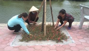 Đẩy mạnh xây dựng nông thôn mới