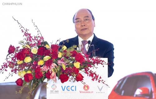 Hàng Việt Nam chinh phục người Việt Nam cũng là khát vọng của người Việt Nam