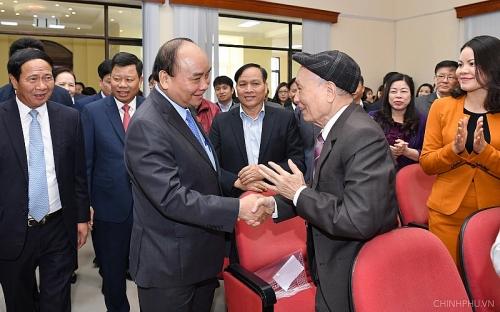 Thủ tướng Nguyễn Xuân Phúc: Phải xử lý nghiêm tội phạm tham nhũng