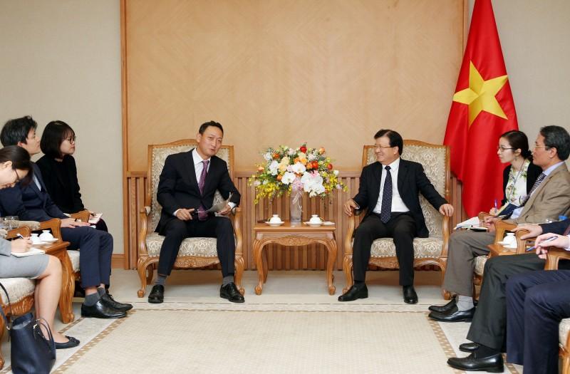 Thúc đẩy quan hệ Việt Nam – Hàn Quốc