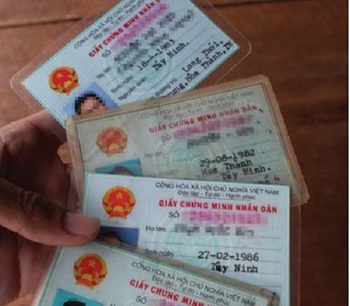 Từ 18/11: Chứng minh nhân dân cũ vẫn sử dụng được khi chờ chuyển sang căn cước công dân