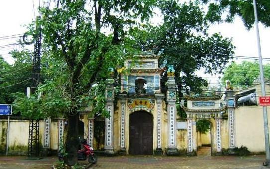 Ngôi chùa mang đậm phong cách nghệ thuật của thời Nguyễn cuối thế kỷ 19