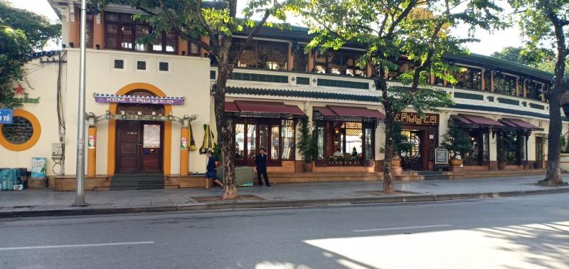 Kem Thủy Tạ: Nét ẩm thực độc đáo của người Hà Nội