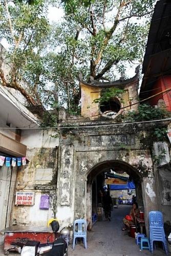 Chùa Đồng Quang – Công trình kiến trúc tâm linh ở Thủ đô