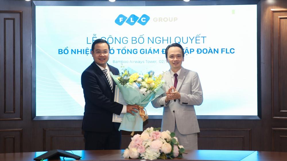 Tập đoàn FLC bổ nhiệm ông Đỗ Việt Hùng làm Phó Tổng giám đốc