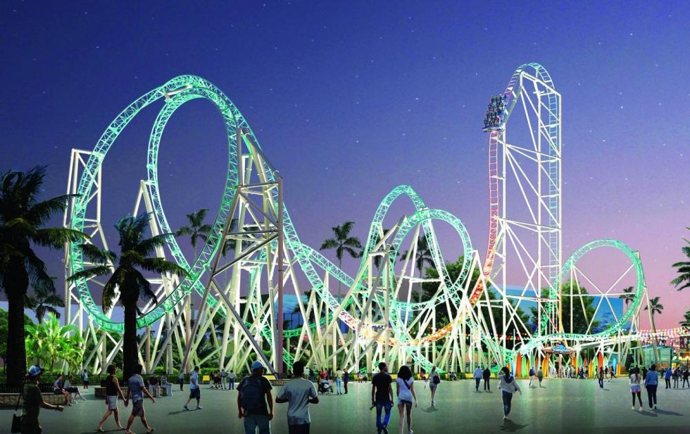 FLC mong muốn đầu tư tổ hợp văn hóa - giải trí 5.000 tỷ đồng theo mô hình Disneyland tại Vĩnh Phúc
