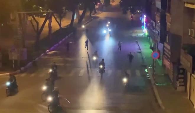 Triệu tập nhóm thanh niên đuổi chém nhau trên phố