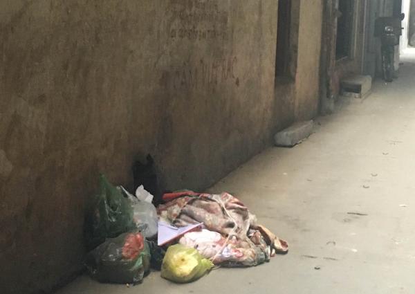 Bãi rác tự phát ảnh hưởng dân sinh