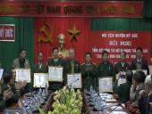 Tổng kết công tác hội Cựu chiến binh năm 2017