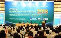 Phó Thủ tướng Vương Đình Huệ chủ trì Diễn đàn Hội nhập kinh tế quốc tế