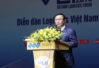 Logistics bứt phá mạnh mẽ cả về số lượng và chất lượng
