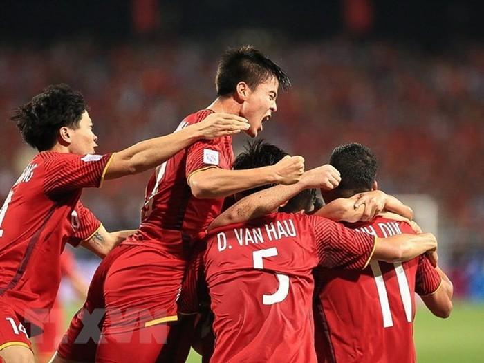 Hãy thi đấu hết mình vì màu cờ sắc áo của Tổ quốc Việt Nam thân yêu