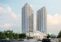 Tòa nhà CT4 dự án Iris Garden về đích ngoạn mục