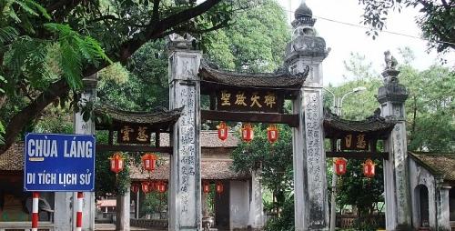 Chùa Láng – Chốn thiền tâm giữa lòng Hà Nội