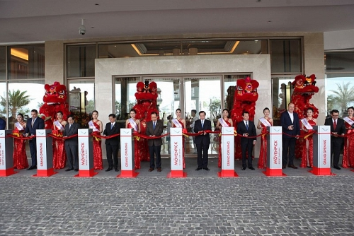 Khai trương khu nghỉ dưỡng Movenpick Resort Cam Ranh và Radisson Blu Resort Cam Ranh tại Khánh Hòa