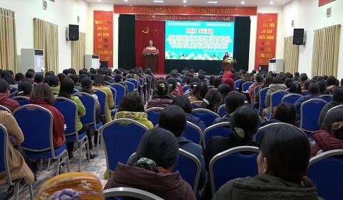 Hội đồng nhân dân huyện Phú Xuyên tổ chức hội nghị giao ban