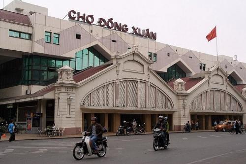 Phố Đồng Xuân – Nơi buôn bán nhộn nhịp nhất Hà Thành