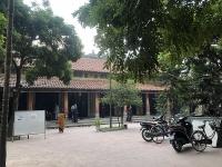Ngôi chùa gốm sứ độc nhất Hà thành