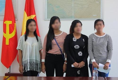 Nhiều phụ nữ bị bán sang Campuchia làm gái mại dâm